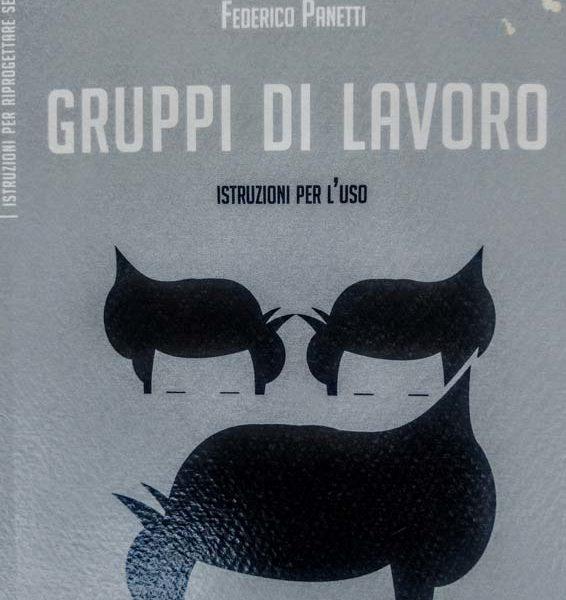 Libro Gruppi di Lavoro Federico Panetti